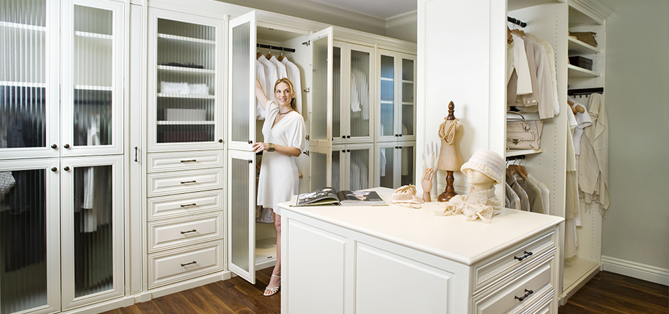 Capitol Closet DesignCustom Wardrobe Walk in Reach in